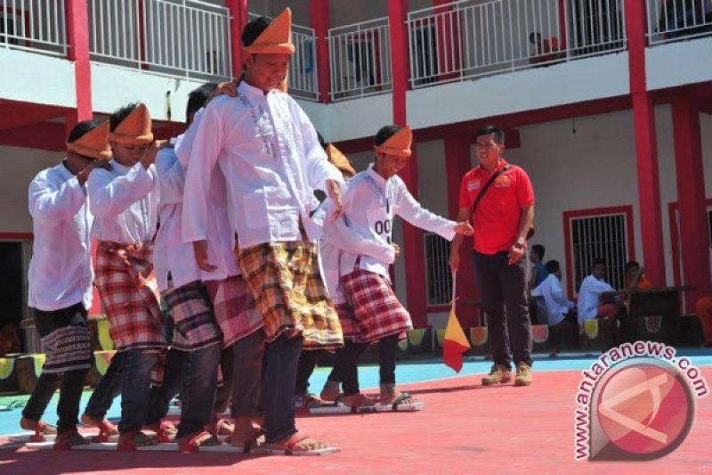 Narapidana terbanyak yang dibebaskan dari Sumatera Utara