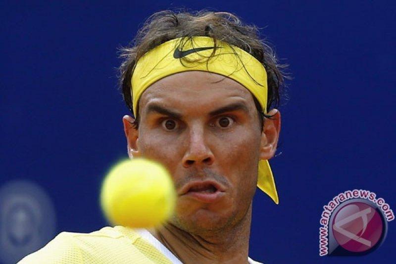 Nadal menuju perempat final melalui permainan dominan atas Dimitrov