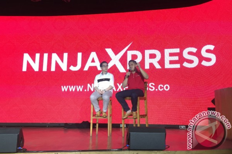 Ninja Xpress Meluncur Di Indonesia Antara News