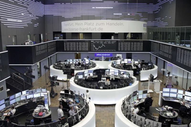 Indeks DAX-30 Jerman berakhir melemah 1,01 persen