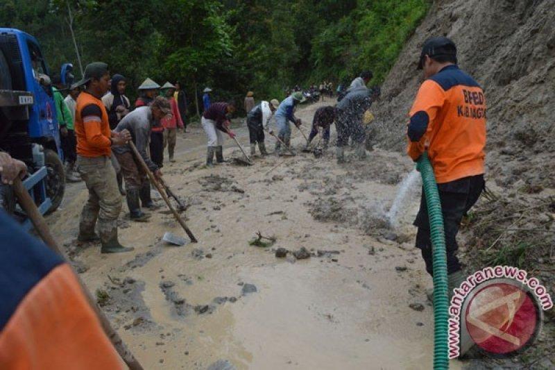 BPBD Pekalongan: Delapan Kecamatan di Pekalongan Rawan Longsor