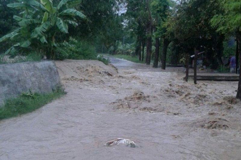 BPBD Semarang pasang CCTV di 5 titik rawan banjir