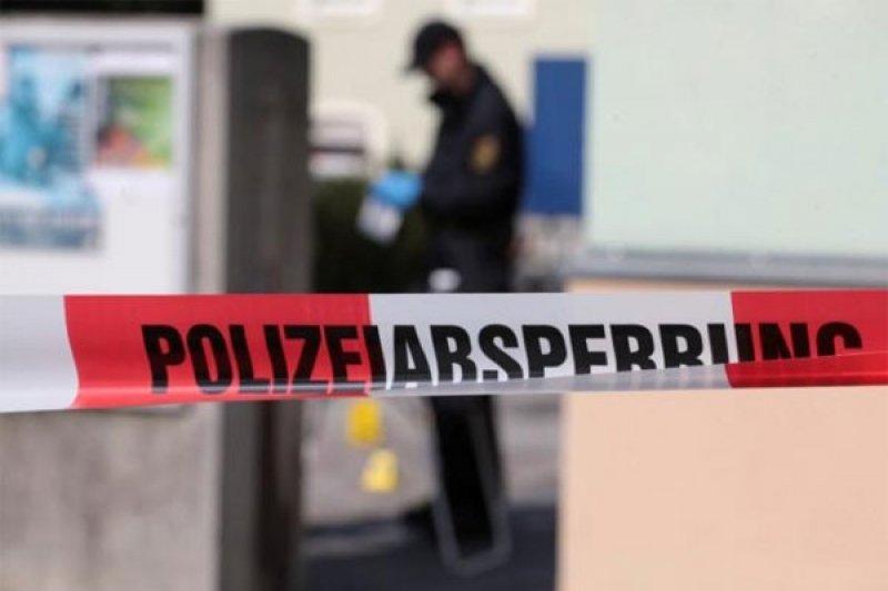 Orang tak dikenal bakar masjid di Jerman