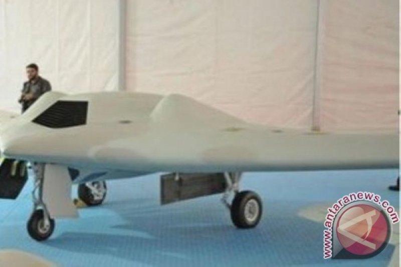 Pesawat tanpa awak gempur basis milisi Irak
