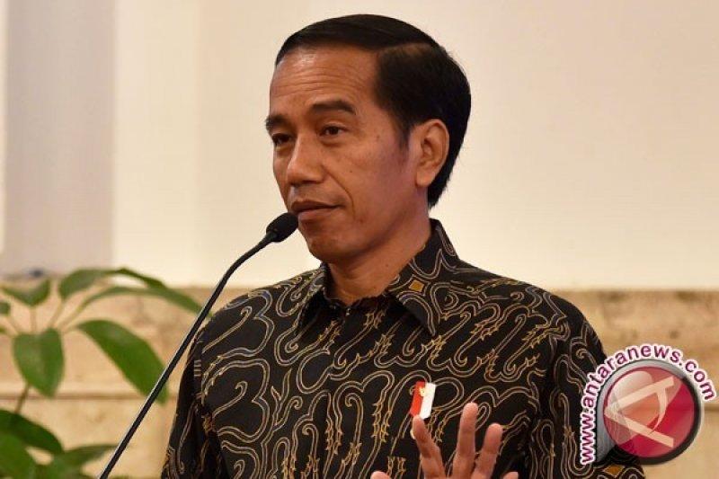 Presiden Jokowi Silaturahim Ke Munas LDII