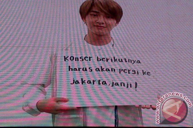 Konser Onew SHINee di Indonesia untuk Penuhi Janji Pnggemar