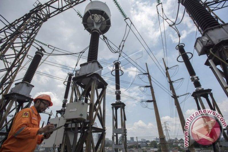 PLN Bangka bangun gardu bertegangan 20.000 volt