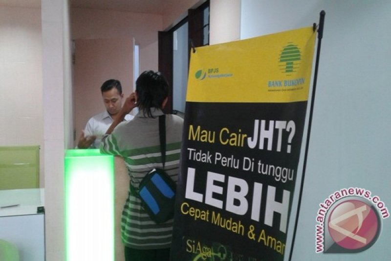 Klaim Jht Bpjs Ketenagakerjaan Garut Rp20 Miliaran Antara News Jawa Barat
