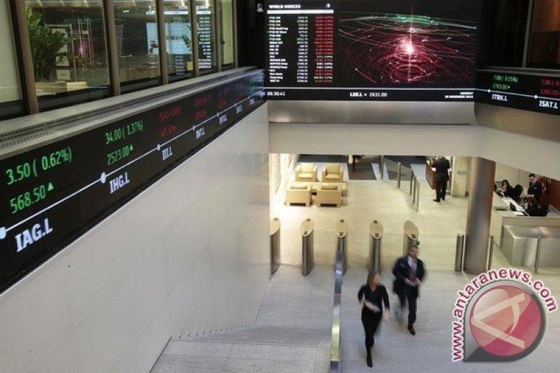 Bursa  Inggris ditutup 0,30 persen lebih tinggi