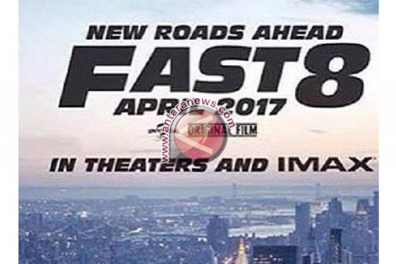 """""""FAST AND FURIOUS"""" ke-8 rilis april 2017"""