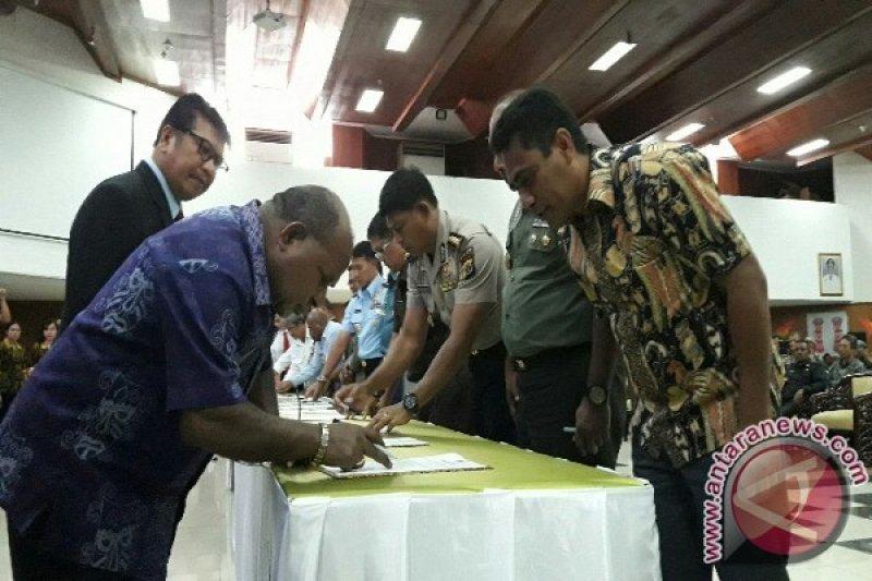 Ditjen Perbendaharaan Papua dorong percepatan penyerapan anggaran