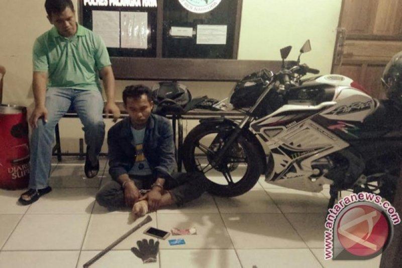 Polisi Tembak Residivis Kambuhan Kasus Pencurian Dan Pengancaman