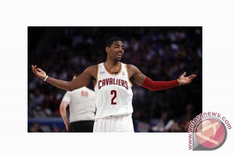 Irving tampil gemilang saat Cavs taklukkan warriors