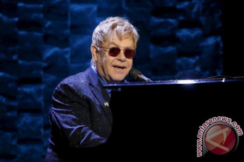 Teaser Pertama Film Rocketman Tampilkan Taron Egerton Sebagai Elton John Antara News