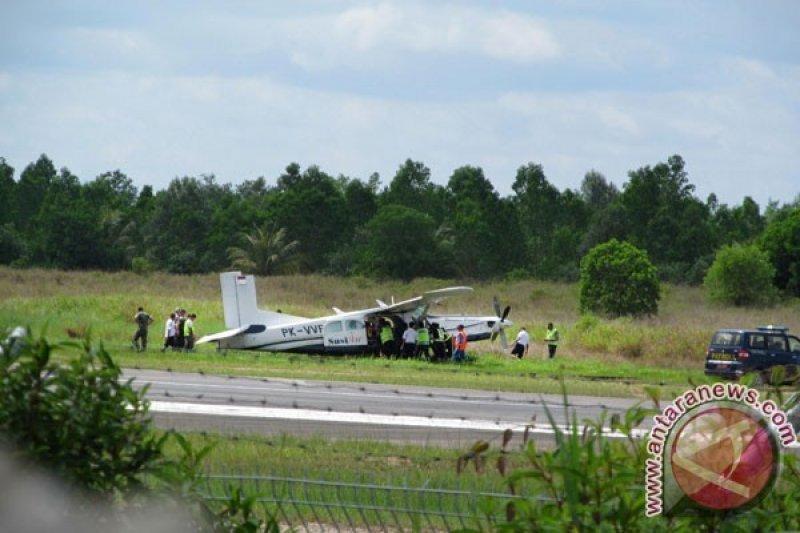 Pesawat Susi Air Tergelincir di Ilaga, Papua, tidak ada Korban