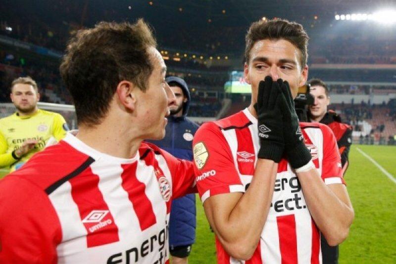 Dramatis, PSV Eindhoven Menang 4-3 Atas Heerenveen