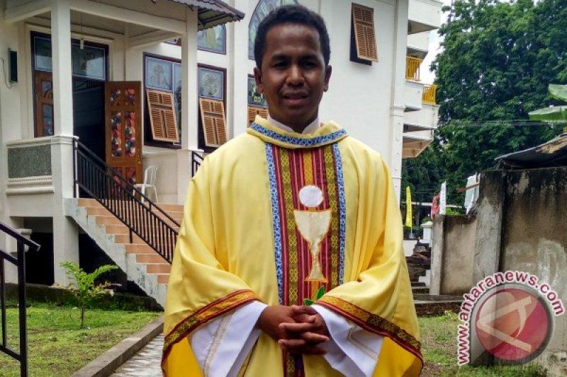 Umat Muslim Terlibat Kepanitiaan Misa Imam Baru