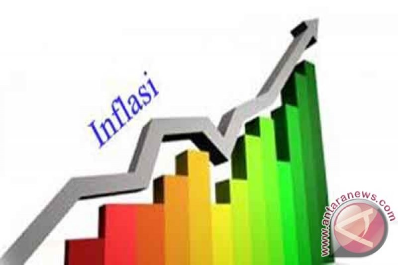 Inflasi di Bukittinggi disebabkan kenaikan indeks semua kelompok pengeluaran