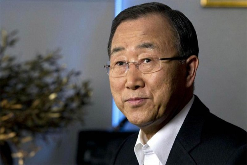 Ban Ki-moon terpilih kembali sebagai Ketua Komisi Etik IOC