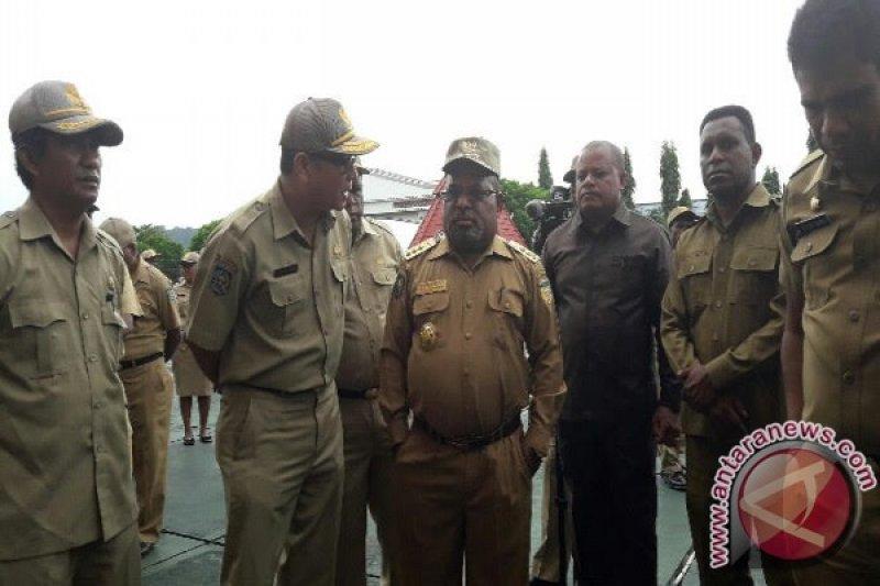 Gubernur Papua: organisasi radikal harus dibubarkan