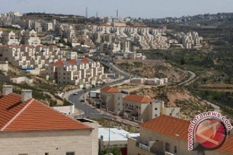 Israel berencana bangun 800 rumah di Tepi Barat