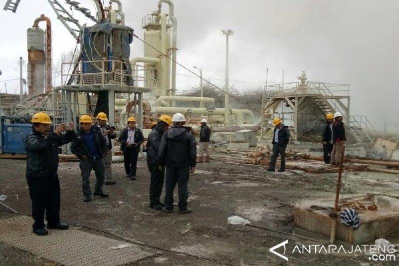 Kawal Aset Negara, KPK Datangi Geo Dipa Energi Unit Dieng