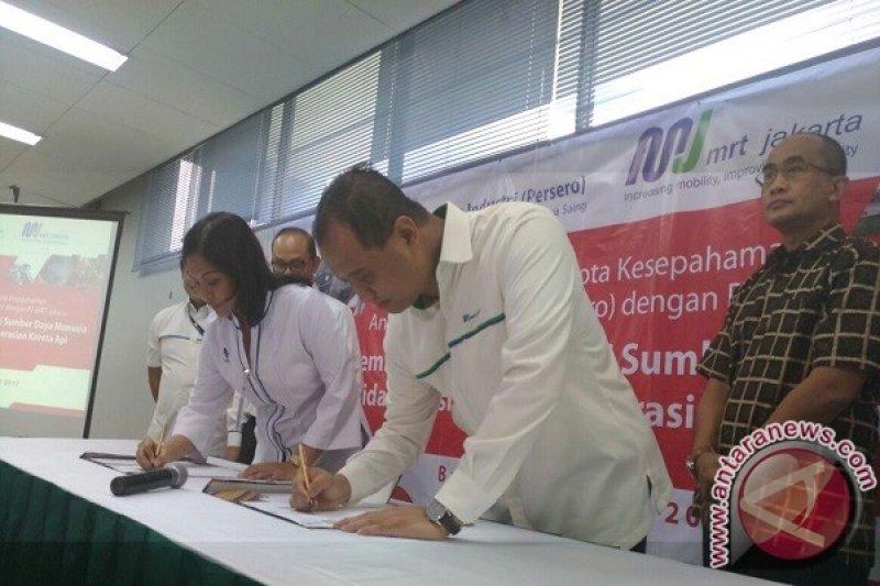 Len-MRT Jakarta Teken Mou Pengembangan Kompetensi SDM