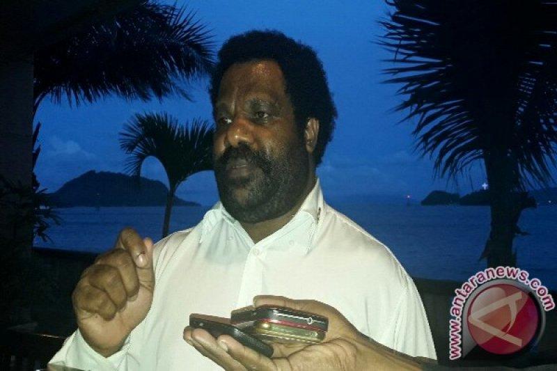 Lenis Kogoya mengaku sudah minta kepala adat redam situasi Papua Barat