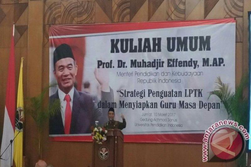 Mendikbud berharap kejadian Cirebon tidak timbulkan trauma