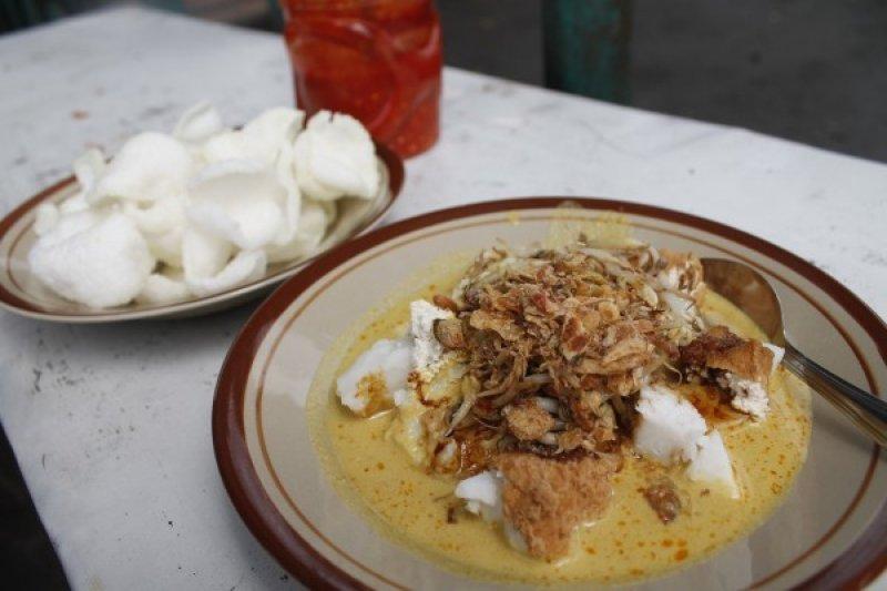 Soto bongko kuliner khas Sumedang