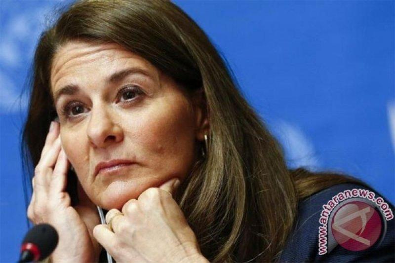 Aksi sosial Melinda Gates