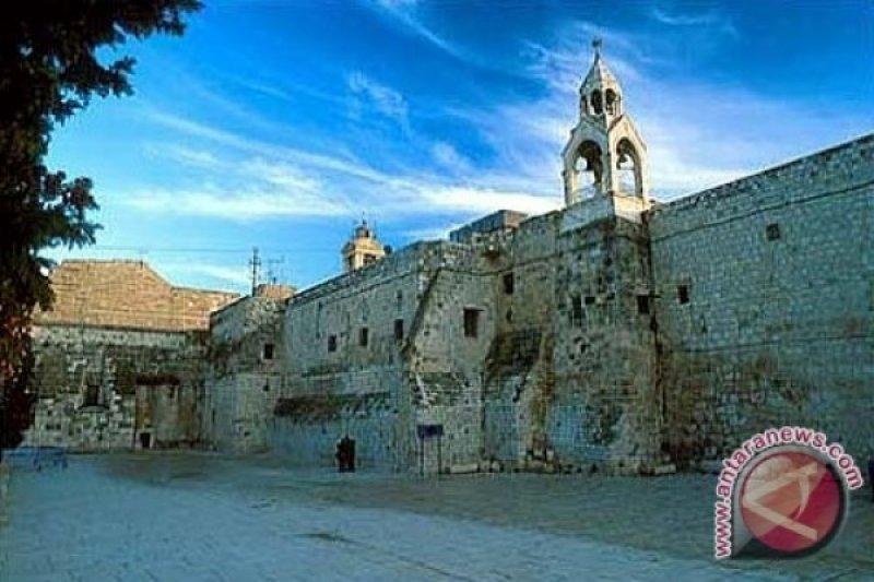 Kota suci umat Kristen ada di Palestina