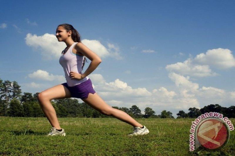 Tingkatkan kekebalan tubuh dengan olahraga ringan di rumah