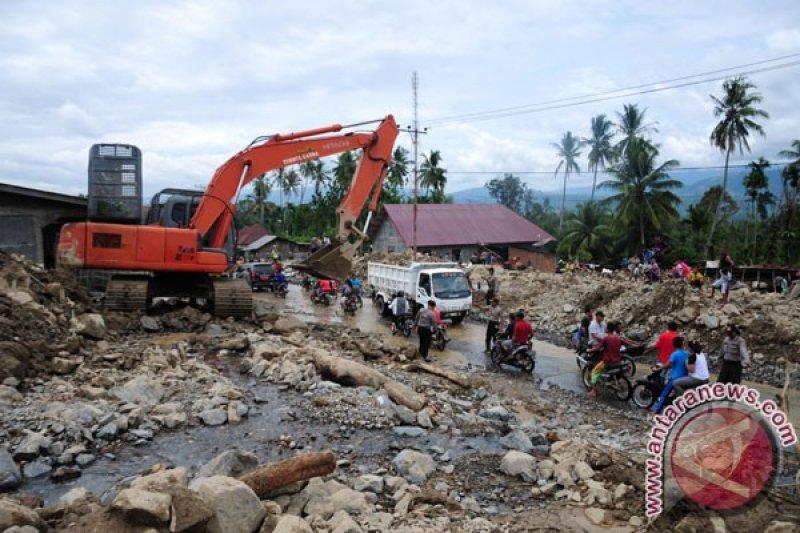 Mensos: Jadup Membantu Meringankan Beban Korban yang Terganggu Ekonomi Akibat bencana