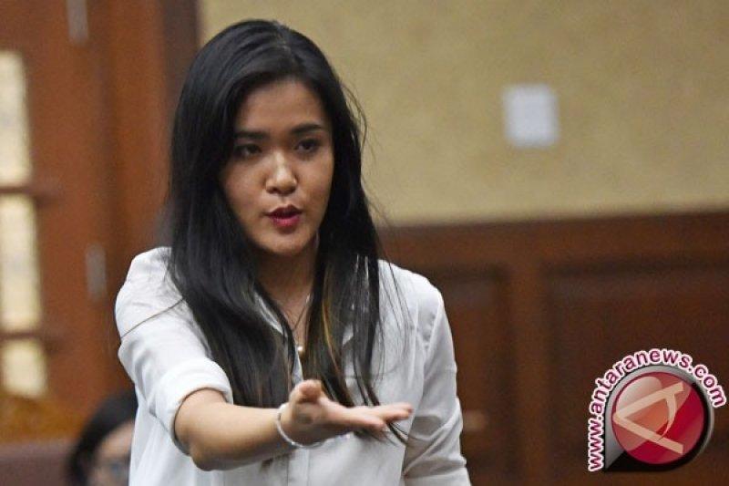 Jessica Wongso satu TPS dengan Angelina Sondakh