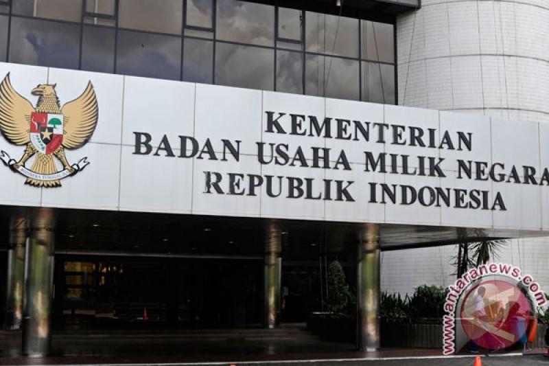Kementerian BUMN siap kerja sama dengan KPK