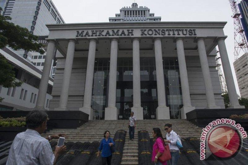Gugatan revisi UU KPK ditolak MK