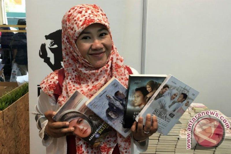 Novel karya penulis Indonesia diminati di Malaysia