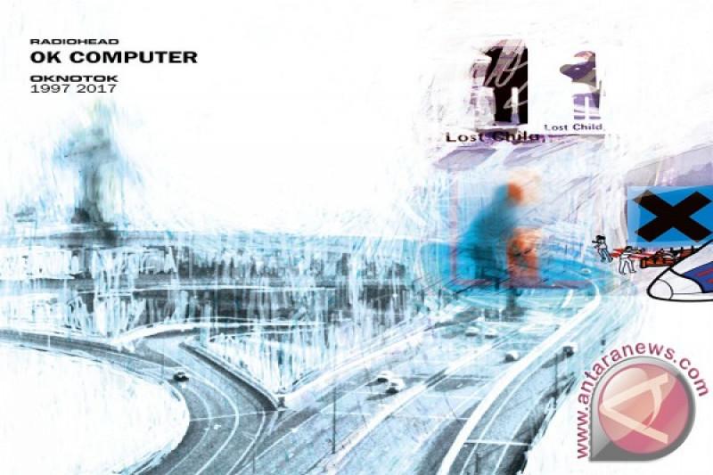 """OK Computer"" Radiohead album terbaik era 1990an"
