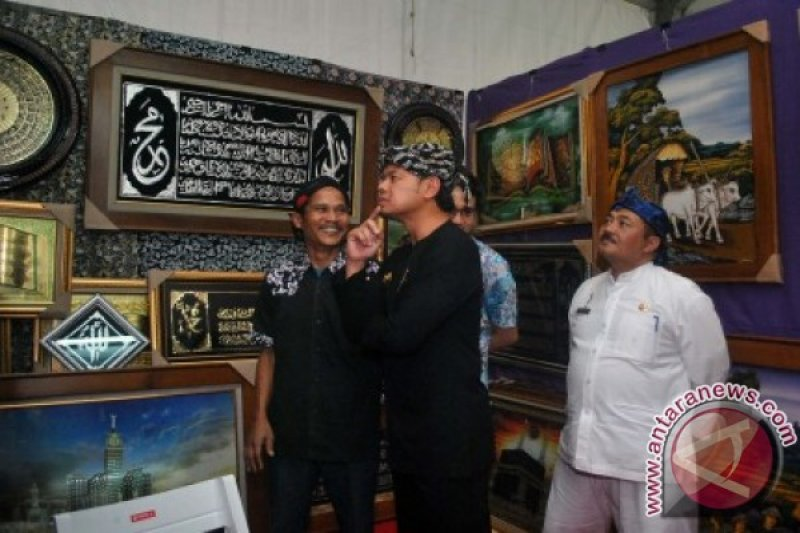 Pemkot Bogor kembangkan kampung tematik Ciharashas