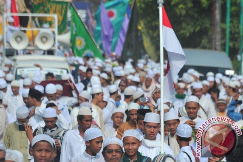 Puncak Ziarah Kubra Palembang