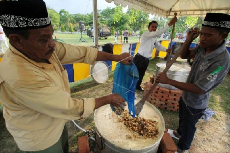 Kanji Rumbi Ramadhan Di Islamic Centre Lhokseumawe Antara News