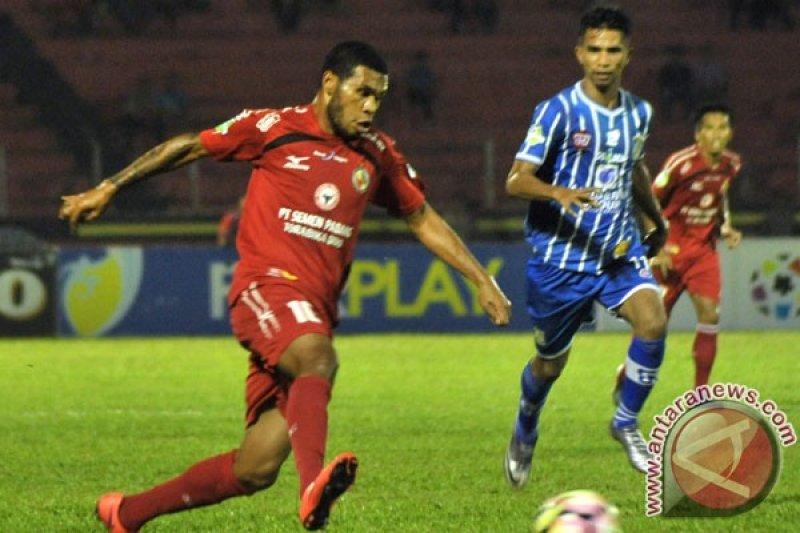 Tujuh tahun lalu, Vendry Mofu bawa Semen Padang ke-16 besar AFC Cup
