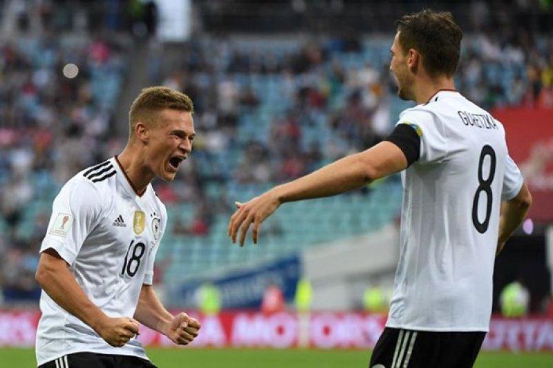Jerman Menang 3-2 Atas Australia