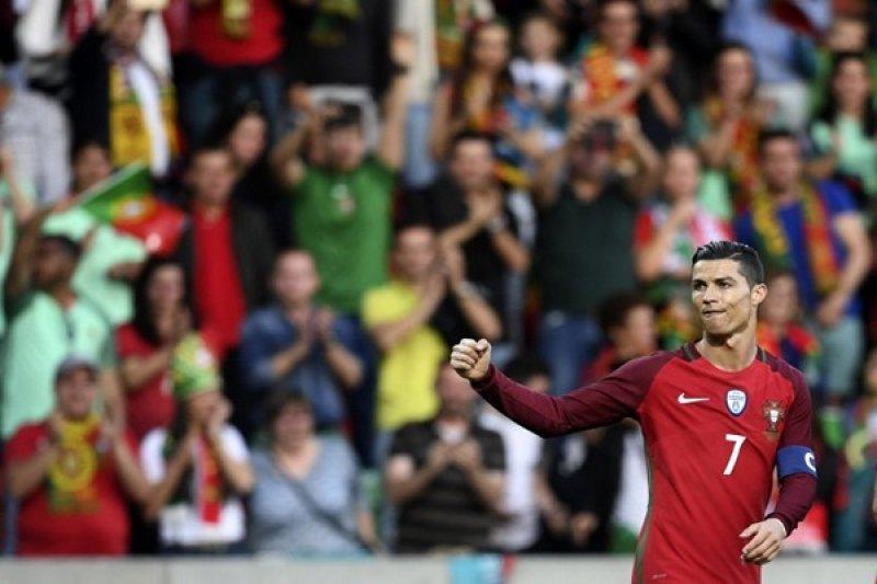 Portugal Hancurkan Selandia Baru 4-0 '
