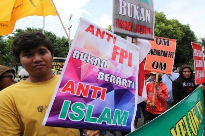 Tak ada pengalihan arus saat aksi unjuk rasa FPI di DPR/MPR RI