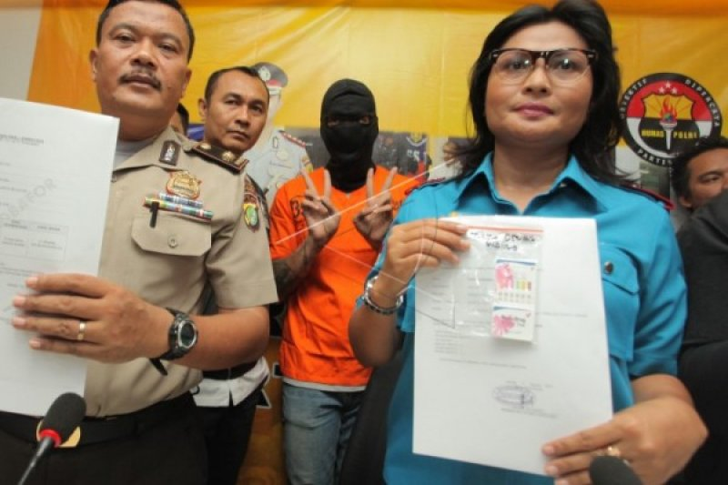 Polres Metro Jakarta Selatan tahan Tora Sudiro