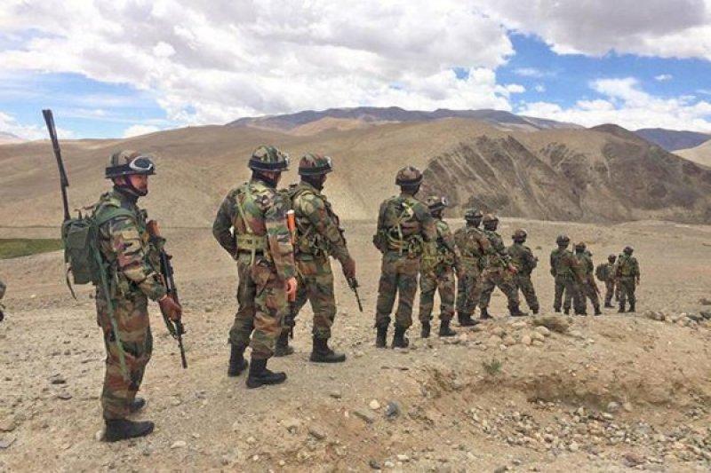 India menangkap tentara China yang tersesat di perbatasan Himalaya