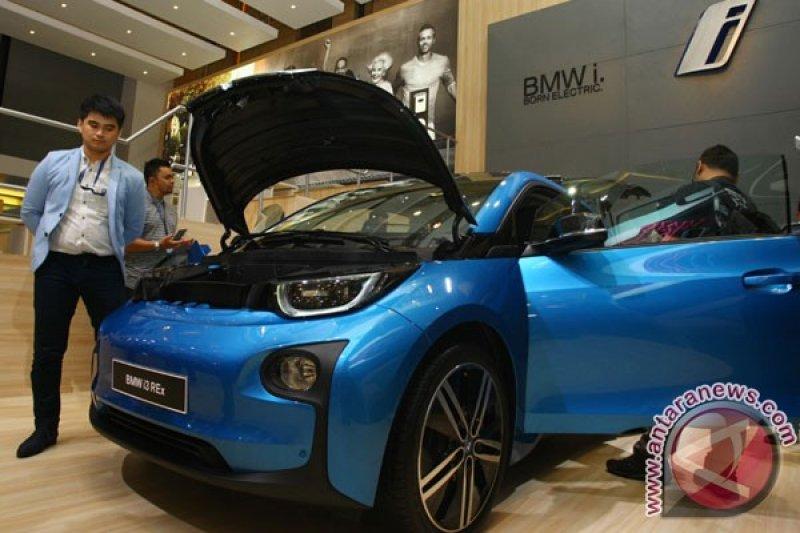 BMW Siap Hadirkan Mobil Listrik