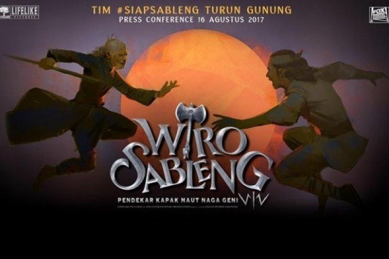 Siapa pemeran karakter Sinto Gendeng di film Wiro Sableng? ini ulasannya